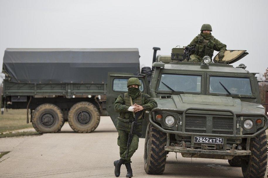 В Крыму создан армейский корпус