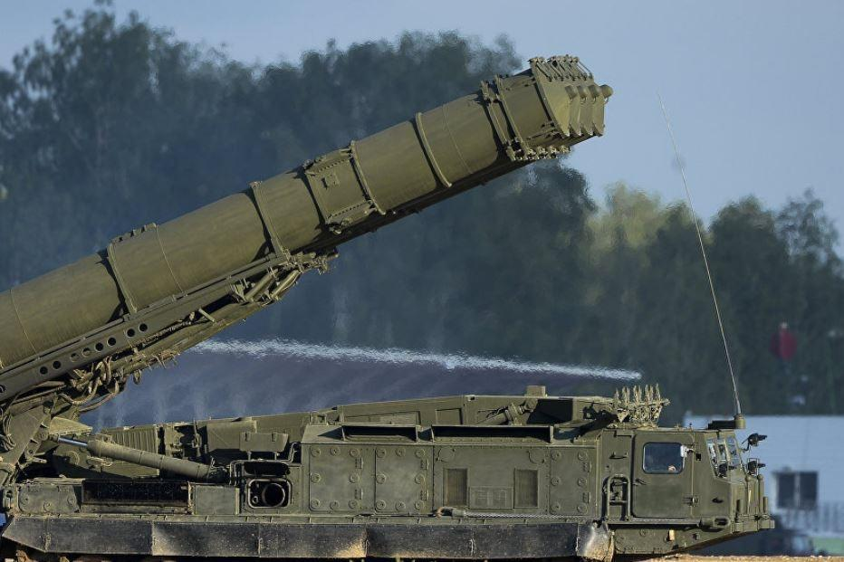 Системы ПВО в России приведены в боевую готовность после ракетного пуска КНДР