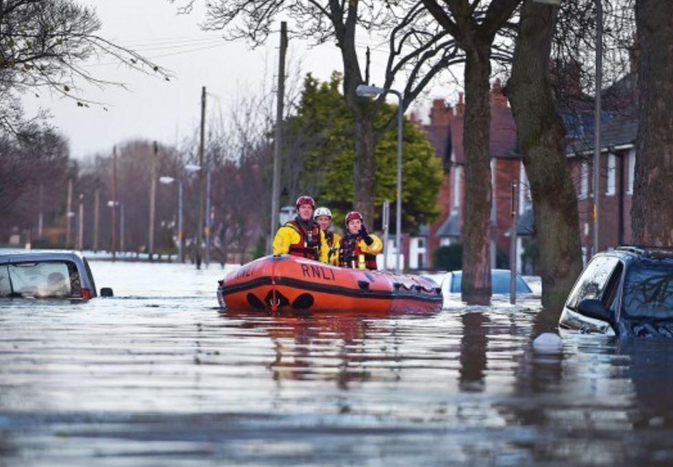 Какие страны окажутся под водой