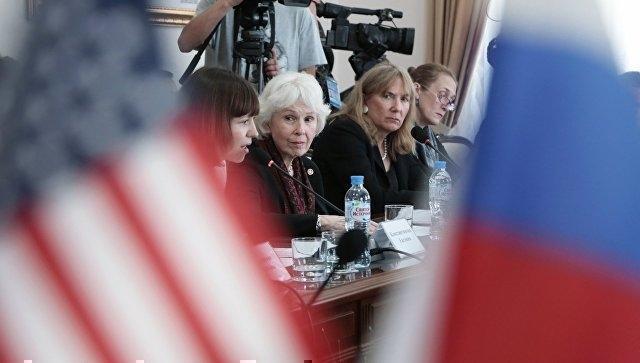 Глава делегации США спрогнозировала смягчение санкций в отношении Крыма
