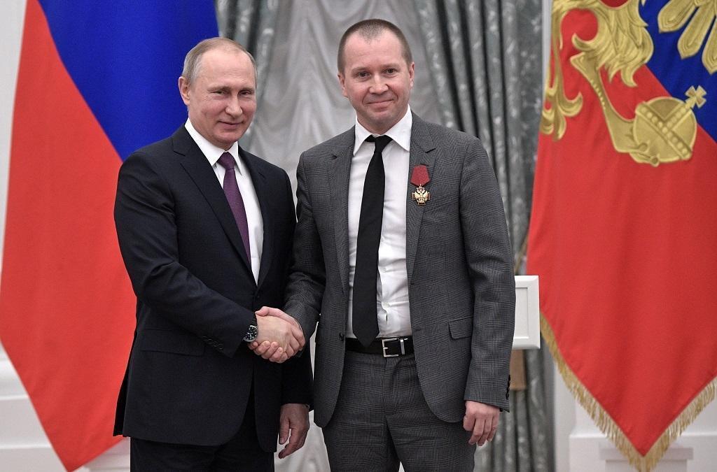 Евгений Миронов рассказал, что было в письме, которое он передал Путину