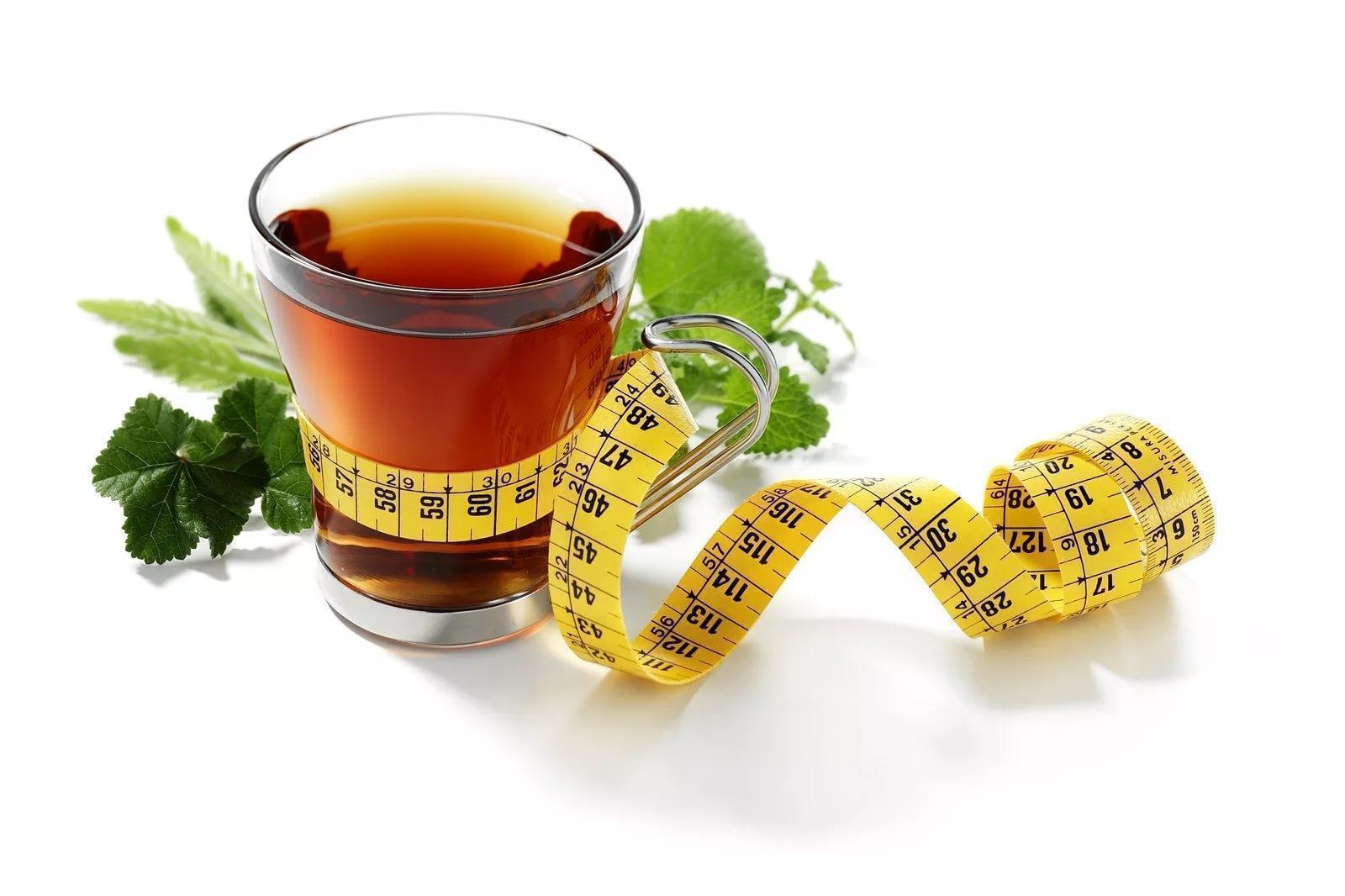 Эффективная разгрузка организма на чайной диете для похудения