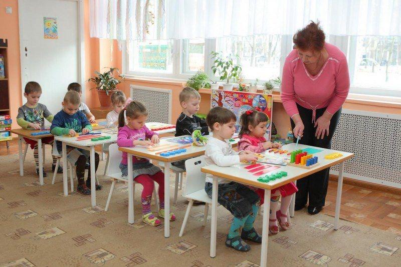 Семьи, дети которых не попали в садик, будут получать ежемесячную компенсацию