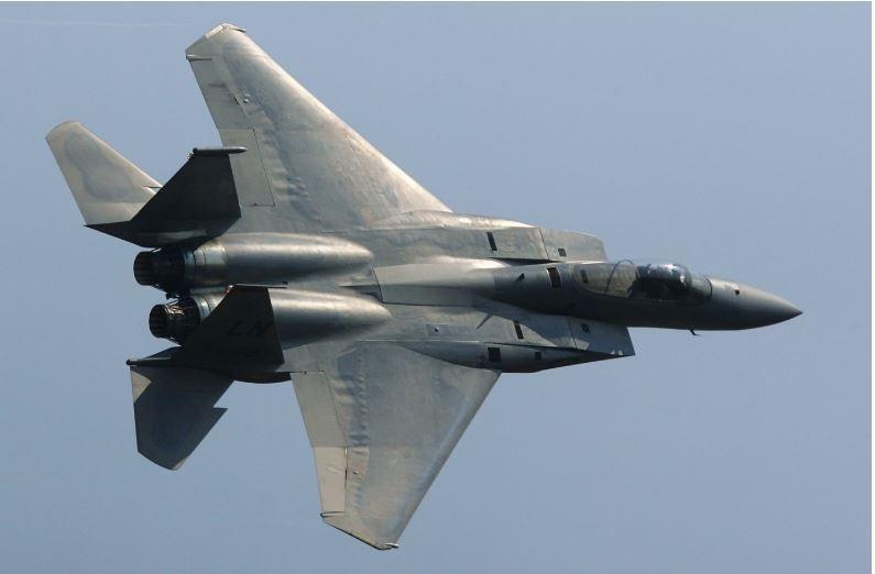 Истребитель международной коалиции уничтожил сирийский беспилотник