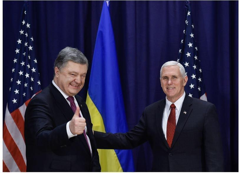 Депутат Рады считает, что встреча Трампа и Порошенко — унижение для Украины