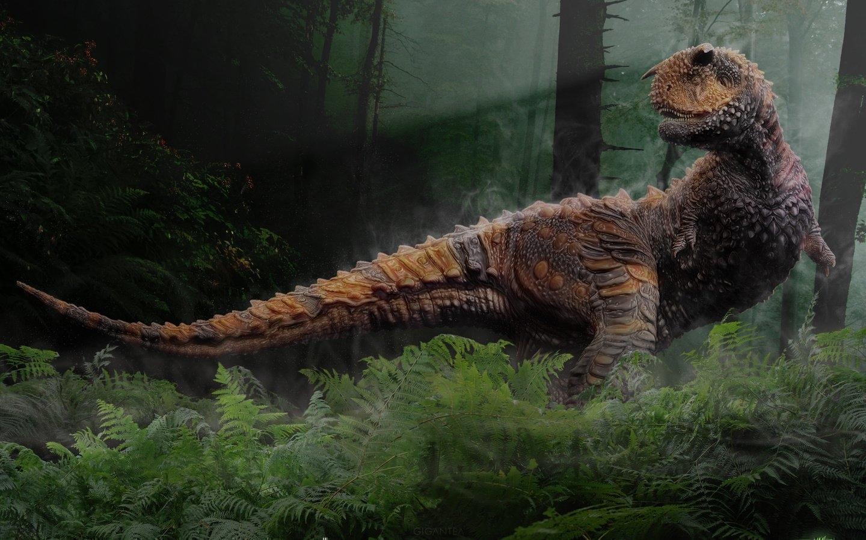 В Австралии нашли отпечаток трехпалого динозавра