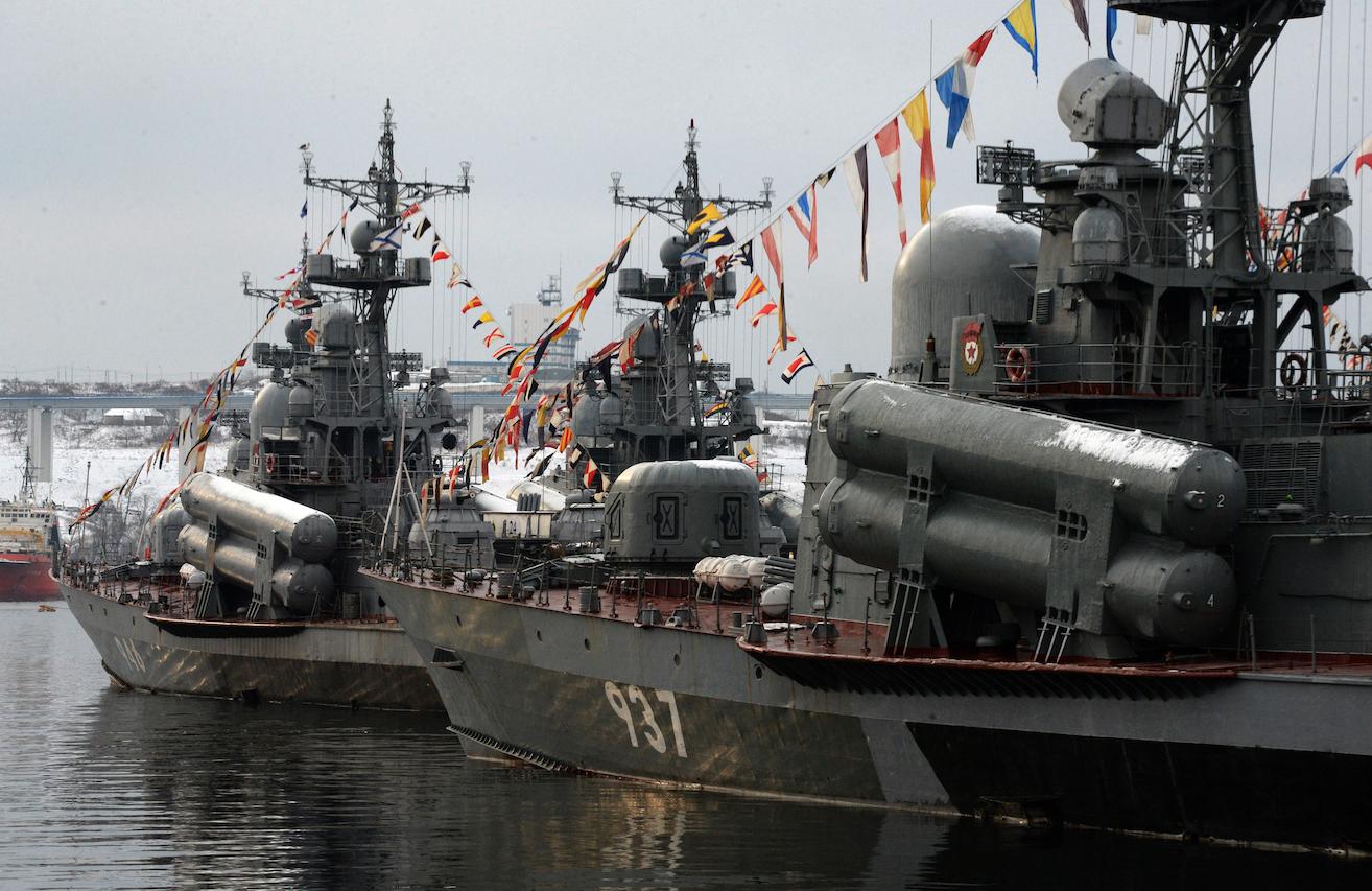 ВМФ России получит на вооружение морскую версию