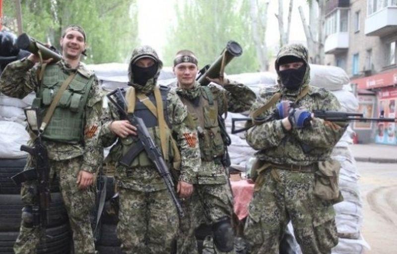 ЛНР: Украина выдает пленных ополченцев за российских военных
