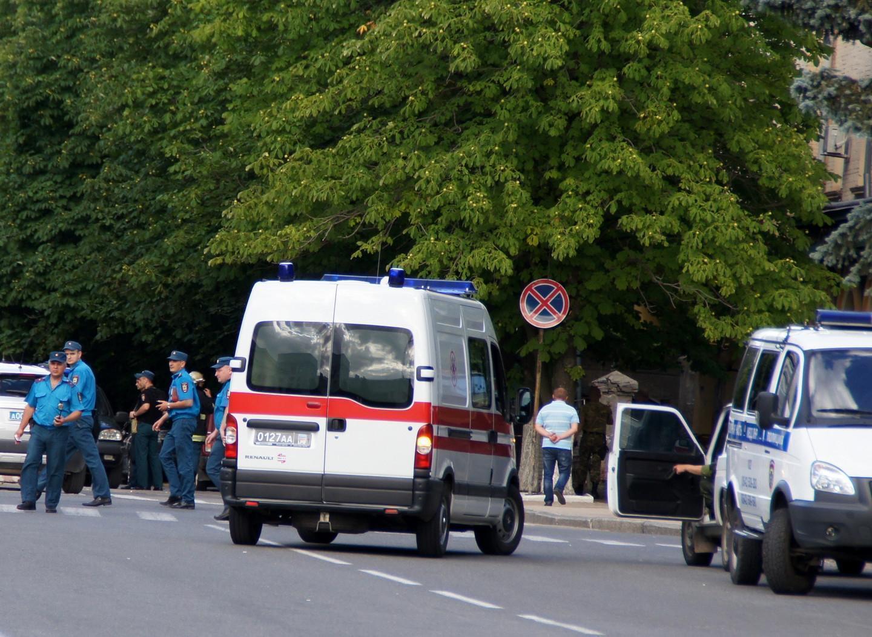 В ЛНР задержаны подозреваемые в организации терактов в Луганске