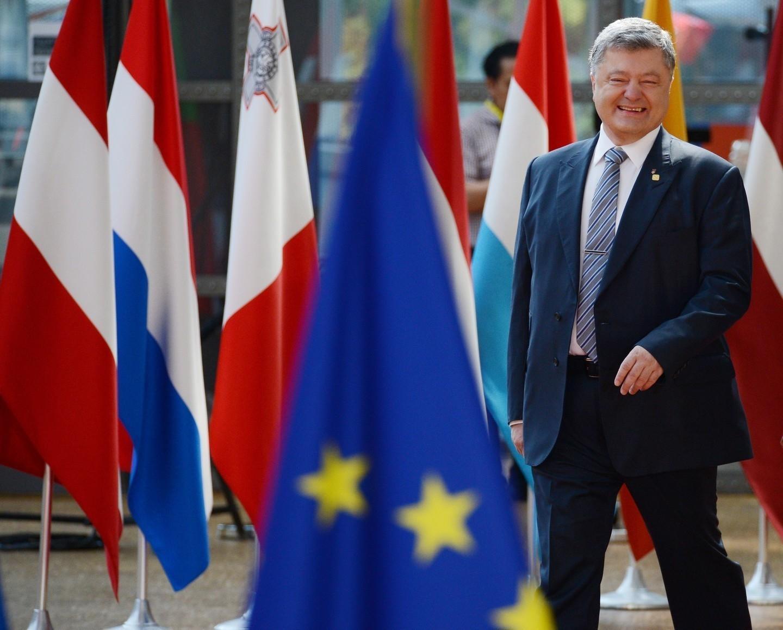 Порошенко мечтает провести саммит Украина - ЕС в Крыму и на Донбассе