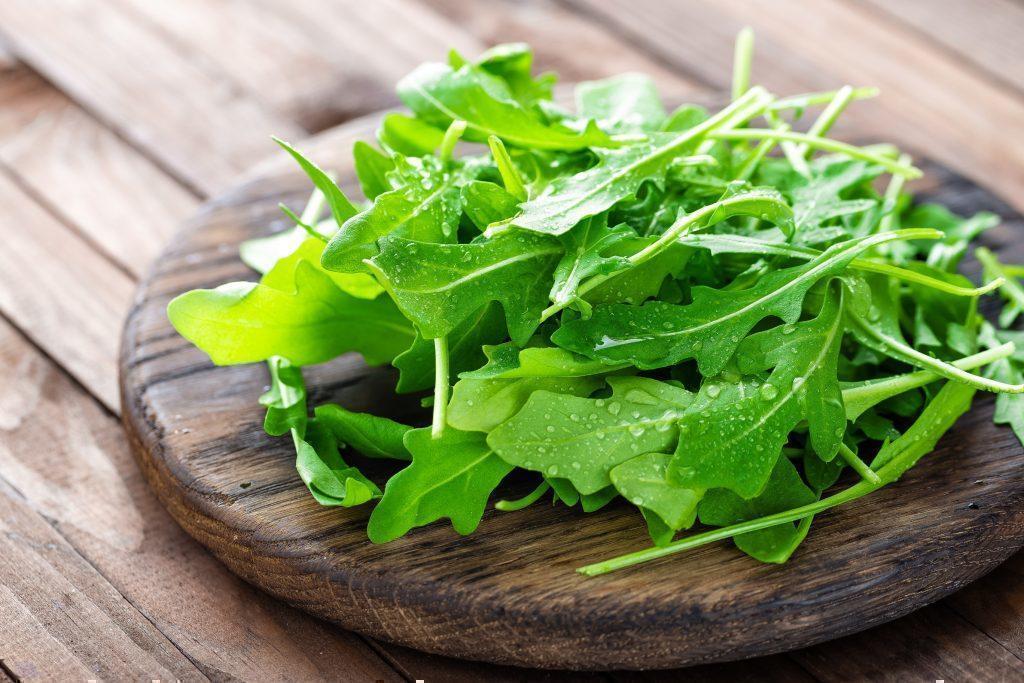 Что приготовить из рукколы кроме салата?
