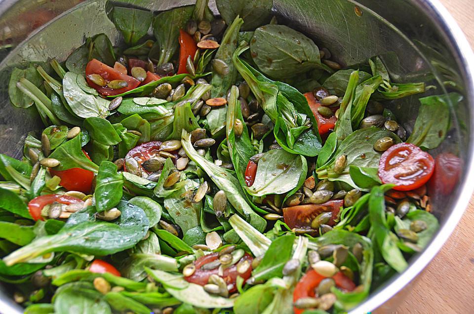 Салат руккола выращивание