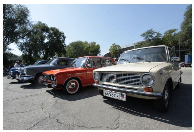 Стали известны самые популярные автомобили в РФ