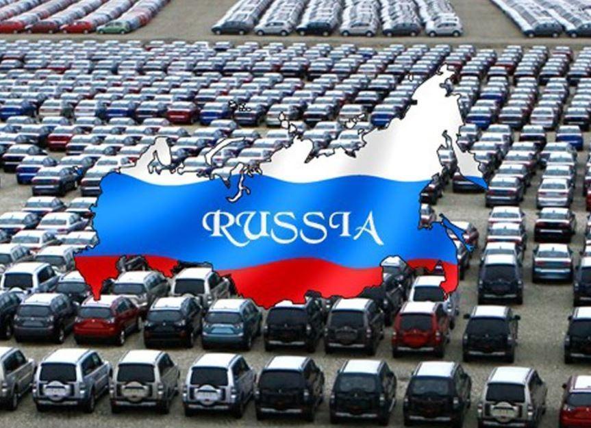 Российский авторынок рекордно растет