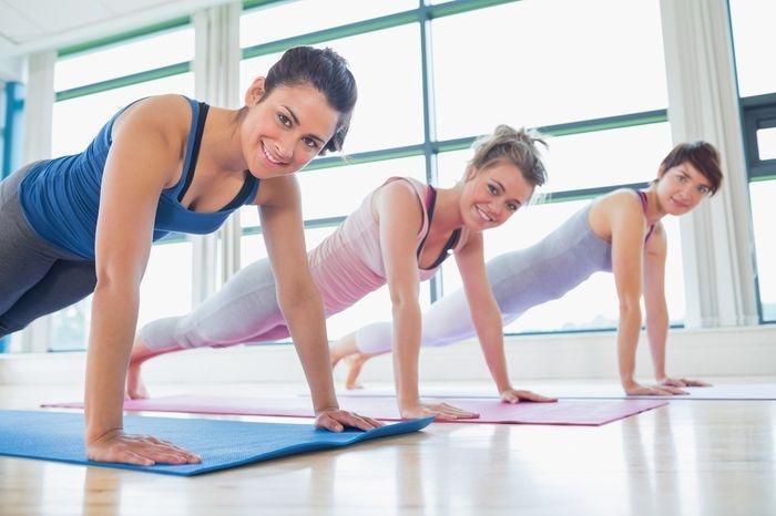 Физкультура для снятия стресса
