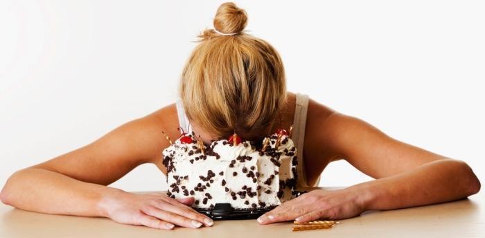 Почему люди худеют от стресса