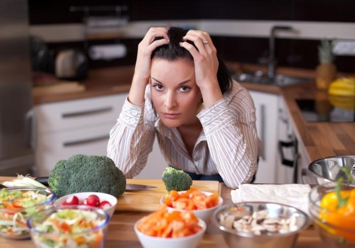 как набрать вес после стресса