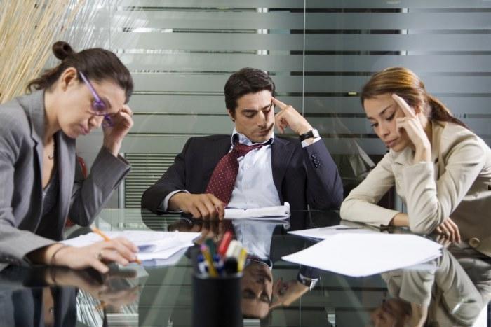 Стрессы на работе как справиться