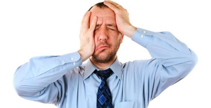 Распознание стресса у человека