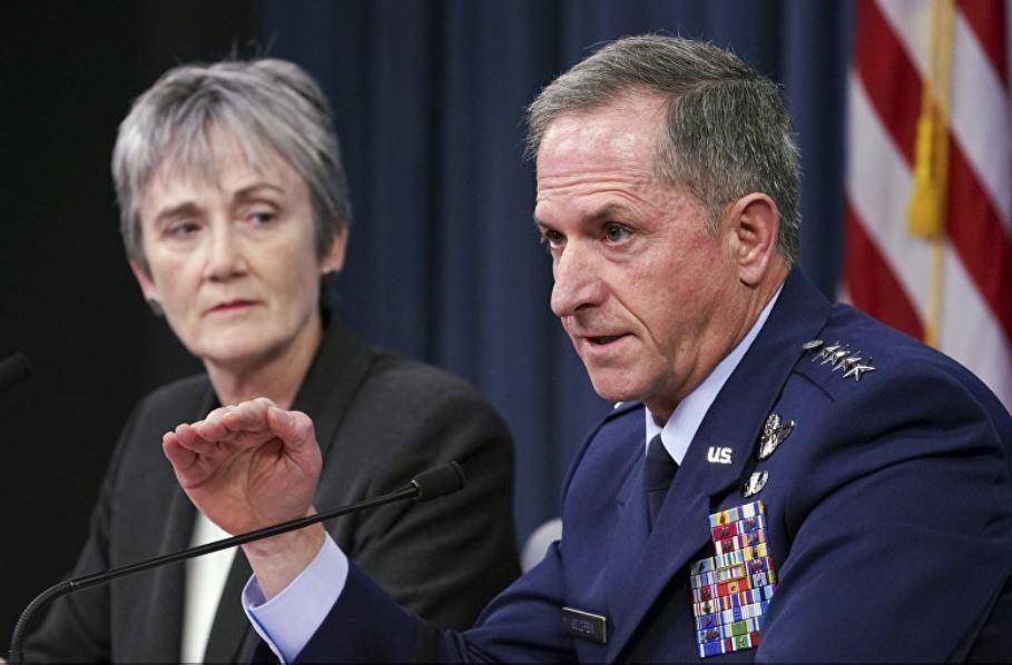 США считают космос новой площадкой для войны