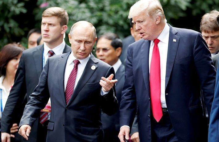 Коротко, но по существу: Путин и Трамп обсудили Сирию в кулуарах АТЭС