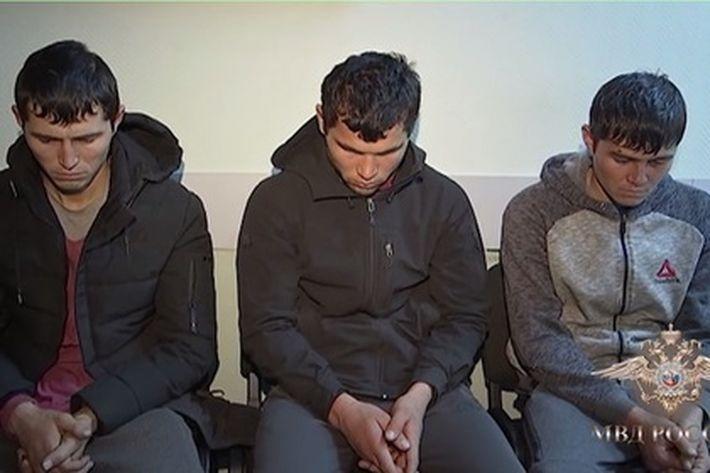 В Москве 20 вооруженных выходцев из Средней Азии устроили драку
