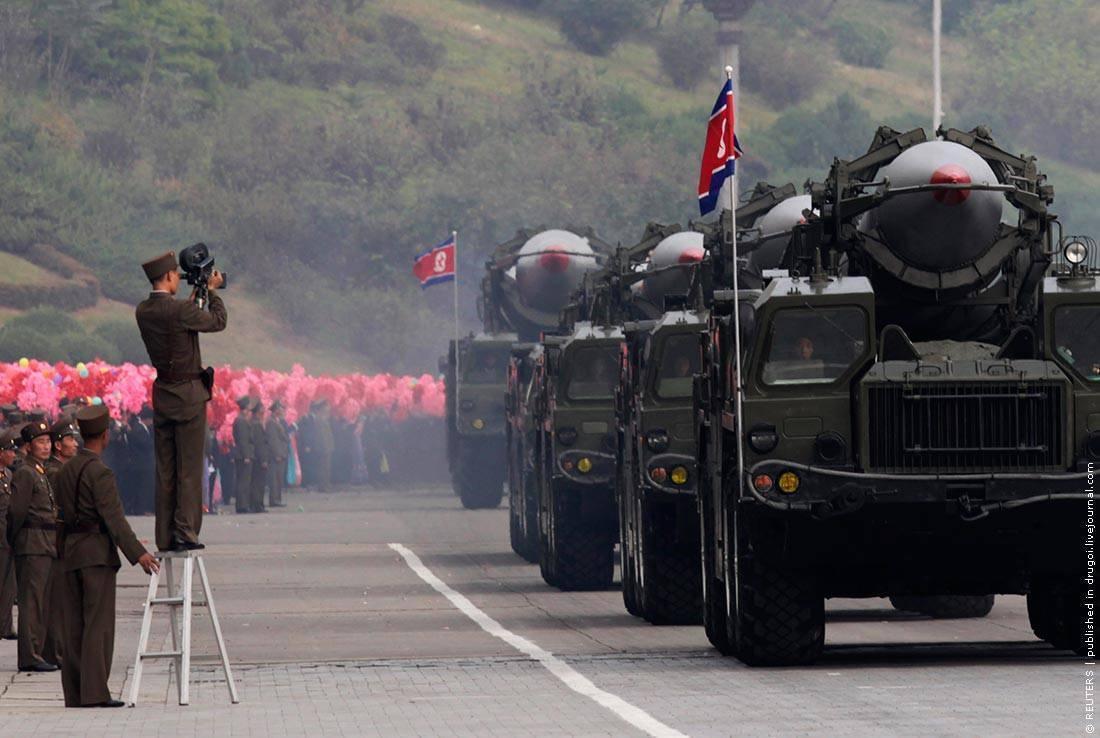 КНДР сообщила Путину о готовности к ядерному удару по Штатам