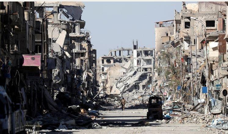 LAT: РФ и США близки к «ключевому шагу» для установления мира в Сирии