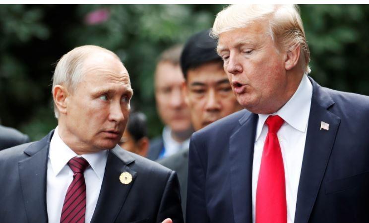 Трамп: Дуракам нужно понять, что иметь хорошие отношения с РФ — хорошо