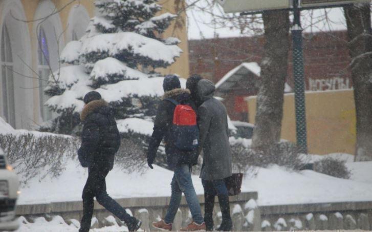 Синоптики рассказали, почему в Москве нет снега