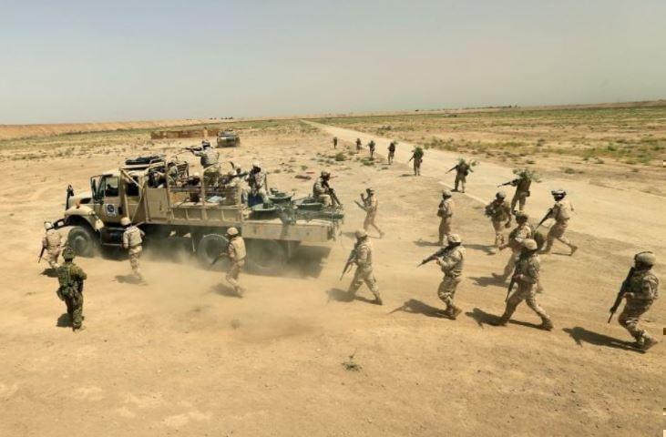 400 жертв: на бывшей базе США в Ираке обнаружено массовое захоронение