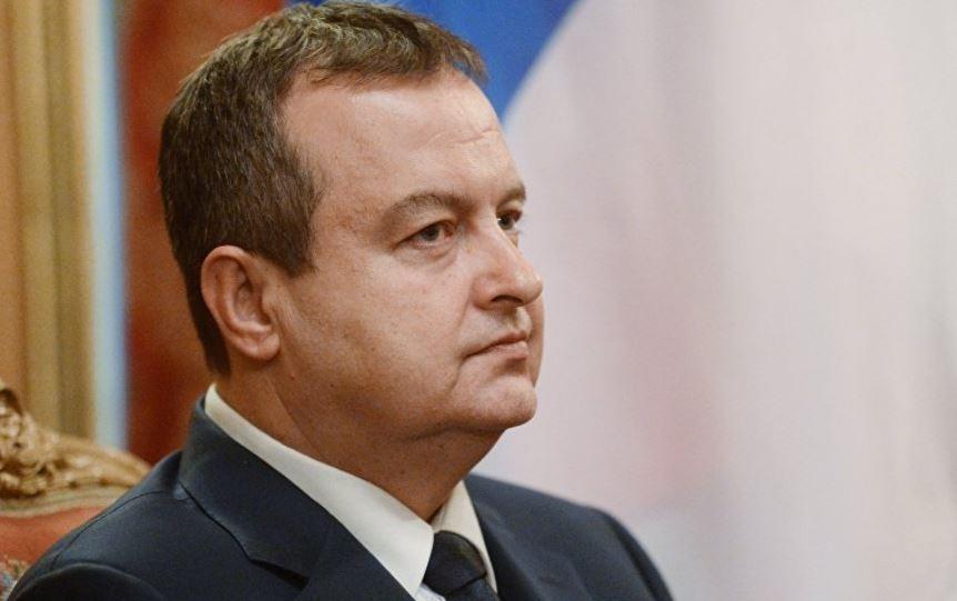 """Глава МИД Сербии заявил о """"самом ярком примере двойных стандартов"""""""