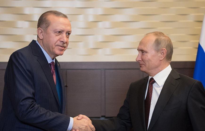 Путин сообщил о восстановлении отношений между РФ и Турцией