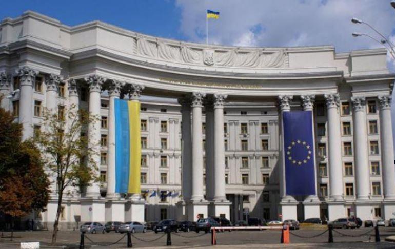 В МИД Украины считает, что NYT нужно исправить публикацию о Крыме