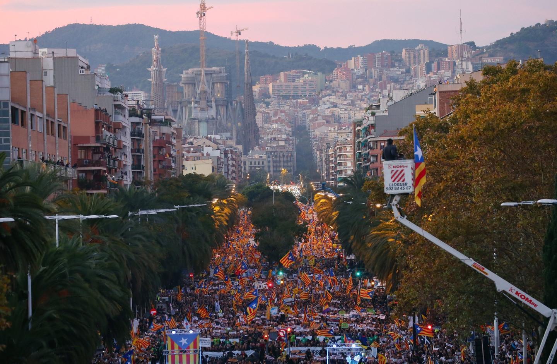 Испания обвинила РФ в распространении фейковых новостей о Каталонии