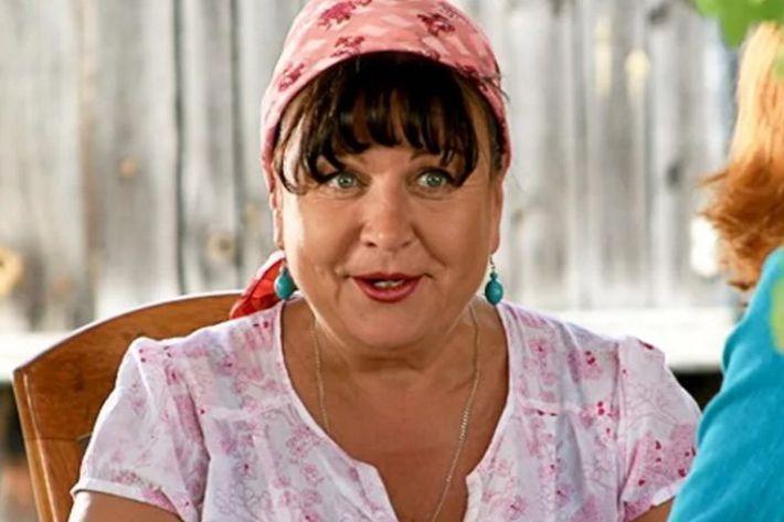 Татьяна Кравченко из сериала
