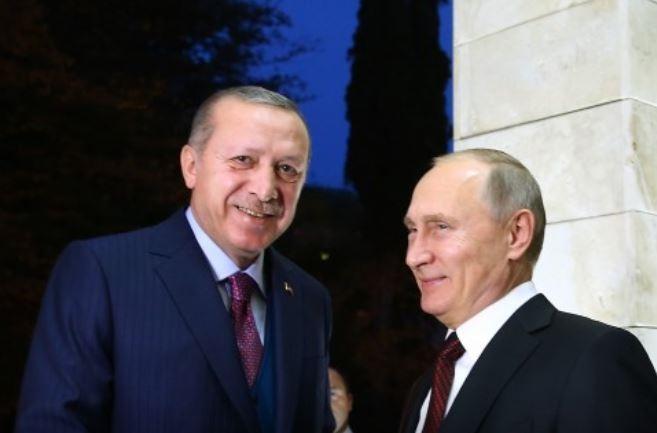 Путин не дал Эрдогану возродить Османскую империю