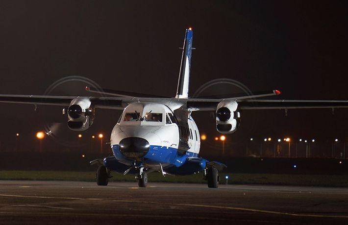 В Хабаровском крае разбился самолет с пассажирами на борту