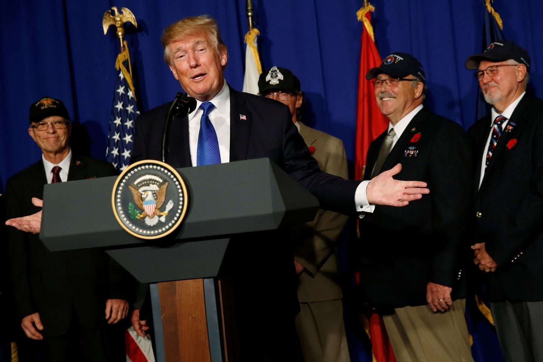 СМИ: Трамп сделал более 1500 лживых заявлений
