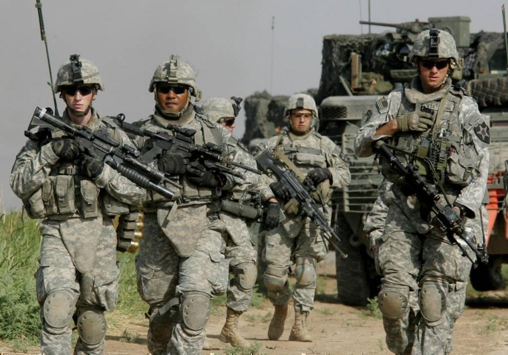 СМИ: США проиграют войну Китаю из-за нехватки солдат