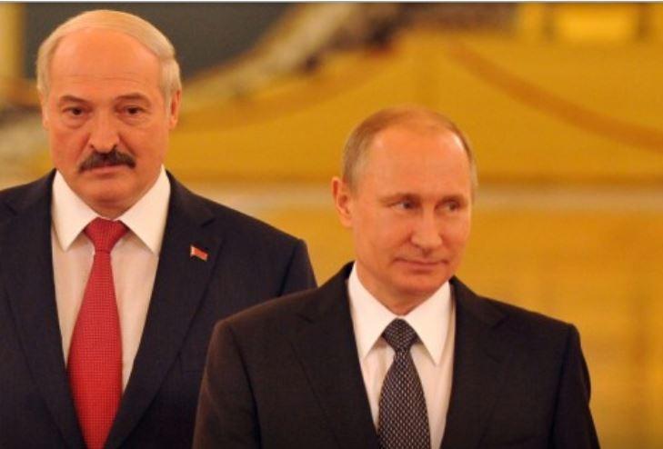 Лукашенко не бросит Путина ради Порошенко