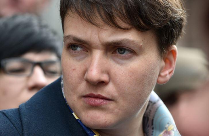 Савченко поведала, когда у Украины появится надежда