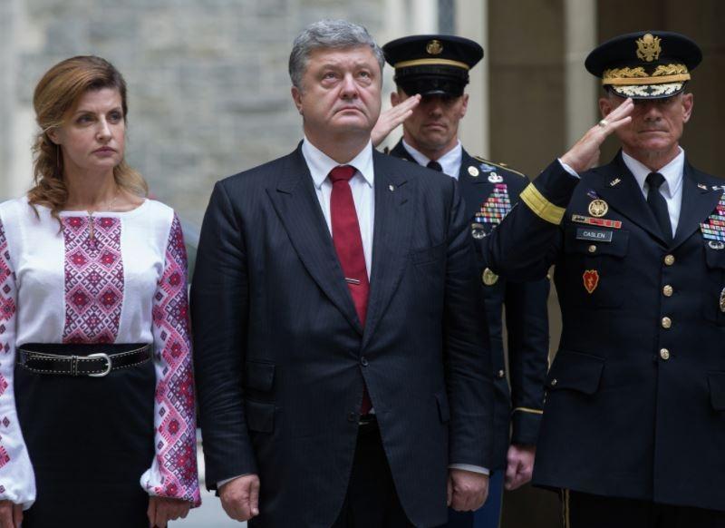 Супругу Порошенко заподозрили в краже денег, направленных для детей-инвалидов