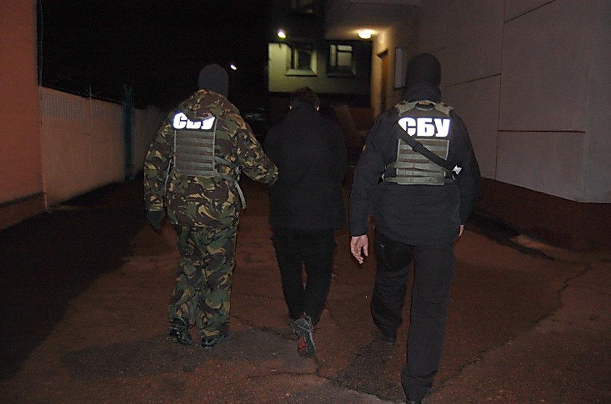 СБУ задержали двух россиян, разыскиваемых Интерполом