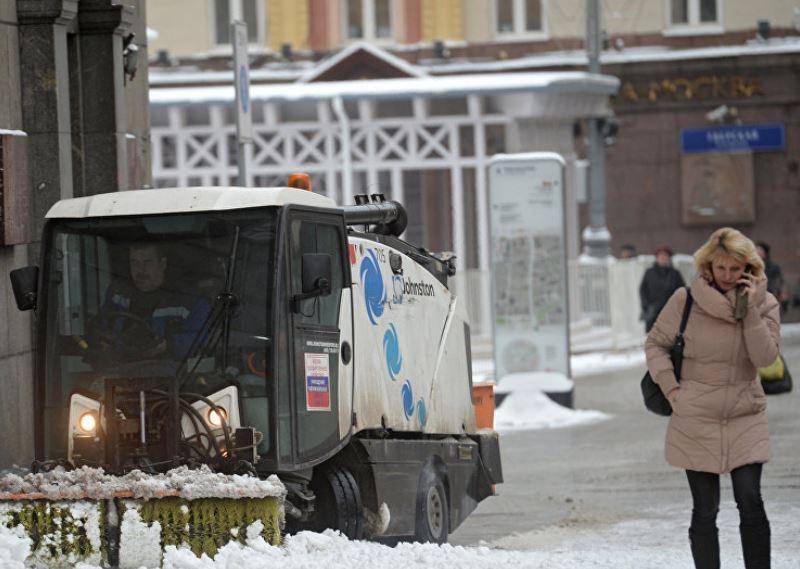 Синоптики поведали, когда в Москве появятся первые сугробы