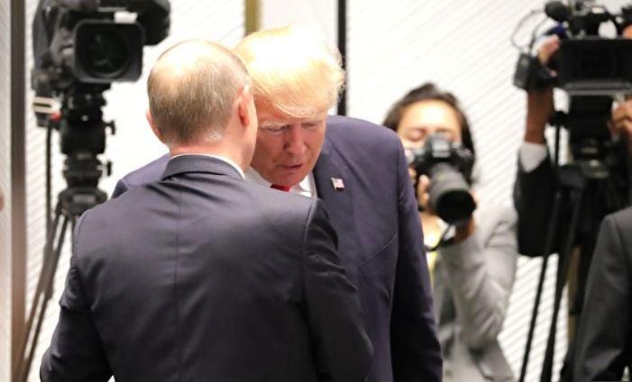 Американский Newsweek рассказал о восьми причинах бояться Путина