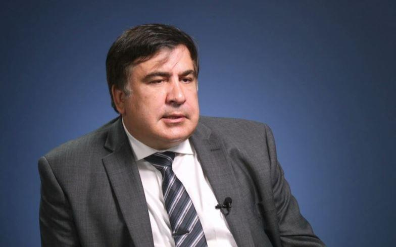 Саакашвили сообщил, что неизвестные атаковали его водителя