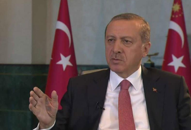 Эрдоган: целью провокации на учениях альянса была Турция