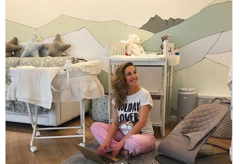 Юлия Ковальчук поделилась снимком комнаты дочери