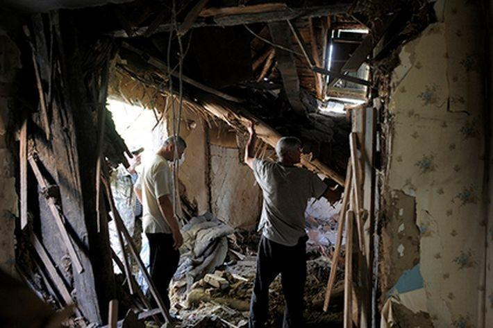 Жители подконтрольного Киеву города Донбасса отказываются от украинского языка